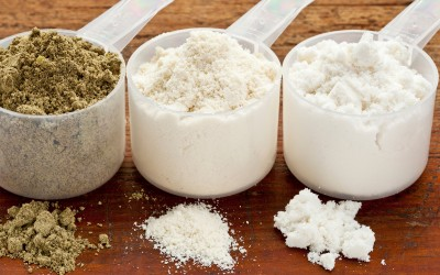 The Rundown on Protein Powders