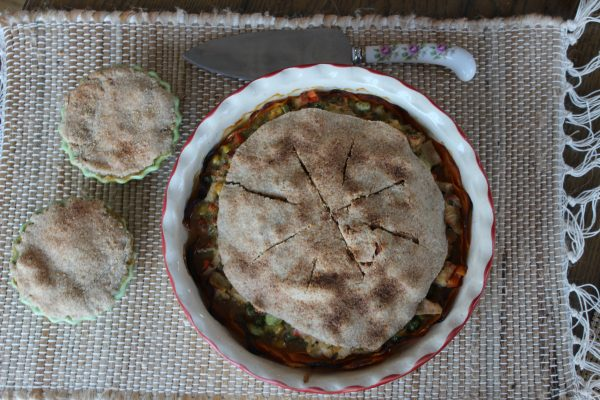 Best Turkey Pot Pie