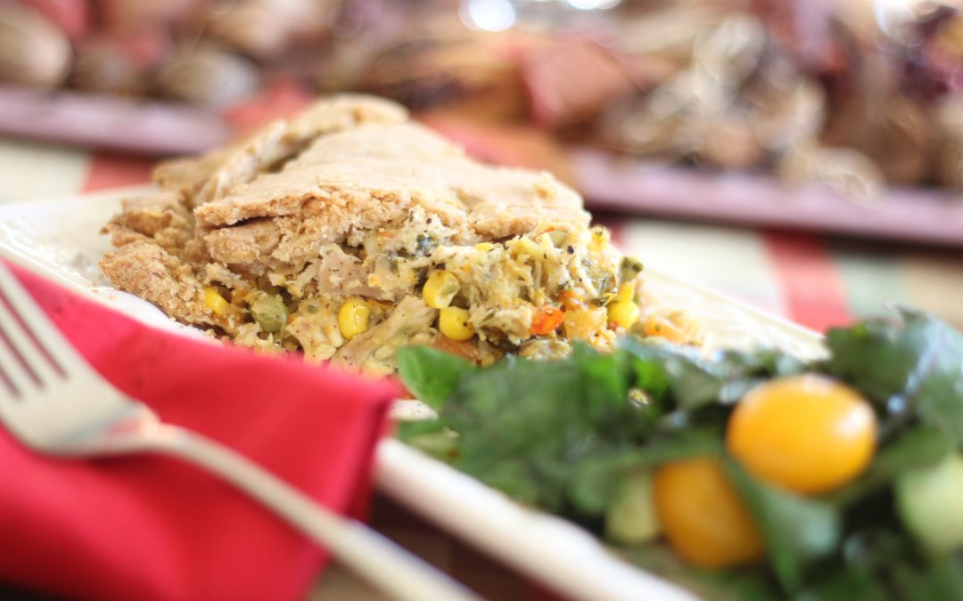 Gut Healthy Chicken Pie