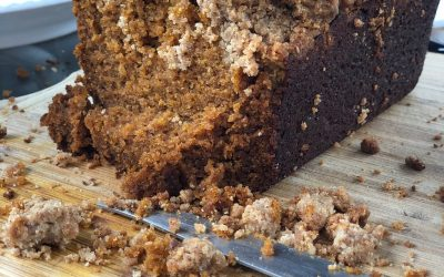 Perfect Pumpkin Crumb Bread