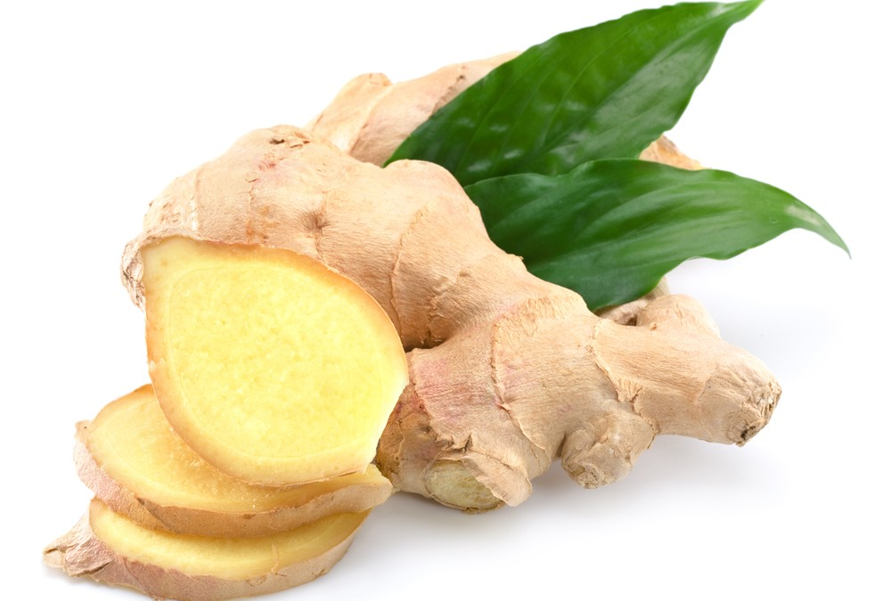Did you know Ginger had THIS much medicinal value?