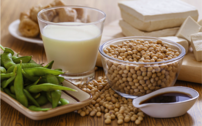 THE TRUTH BEHIND SOY:  A DIETITIAN'S DILEMMA
